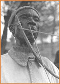 West African musician Diro Dah